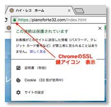 Chrome アドレスバー3