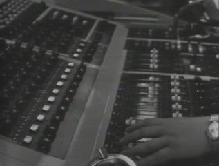 1965年当時 ミキシング・コンソール2