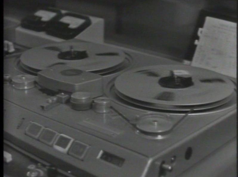 1965年当時 テレコ3